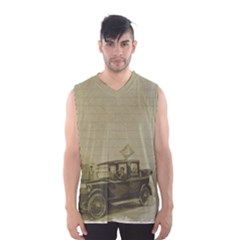 Background 1706642 1920 Men s Basketball Tank Top