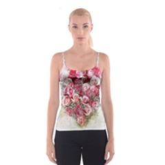 Flowers 2548756 1920 Spaghetti Strap Top