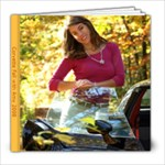 Corvette Fall 08 - 8x8 Photo Book (20 pages)