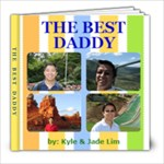 daddy - 8x8 Photo Book (20 pages)