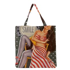 Retro 1410650 960 720 Grocery Tote Bag