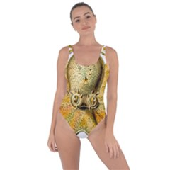 Gold Octopus Bring Sexy Back Swimsuit