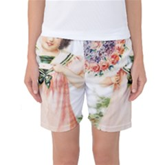 Girl 1731727 1920 Women s Basketball Shorts