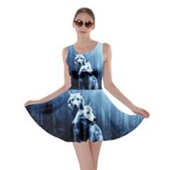 Wolfs Skater Dress