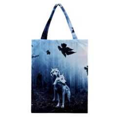 Wolfs Classic Tote Bag
