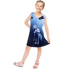 Wolfs Kids  Tunic Dress