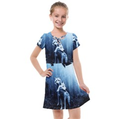 Wolfs Kids  Cross Web Dress