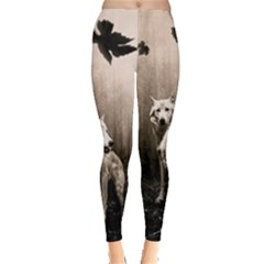 Wolfs Leggings