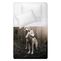 Wolfs Duvet Cover (single Size)