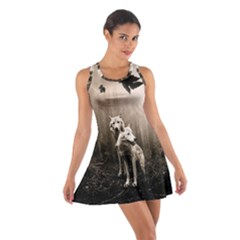 Wolfs Cotton Racerback Dress