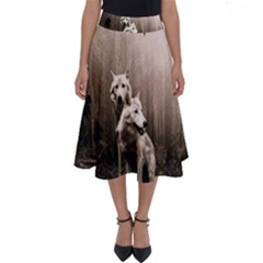 Wolfs Perfect Length Midi Skirt