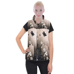 Wolfs Women s Button Up Vest
