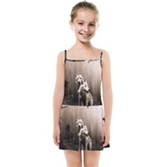 Wolfs Kids Summer Sun Dress