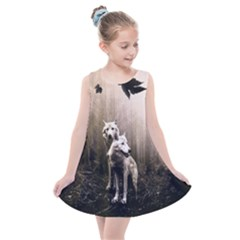Wolfs Kids  Summer Dress