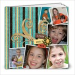 Mother In Law s Christmas gift - 8x8 Photo Book (20 pages)