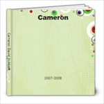 cameron s book - 8x8 Photo Book (20 pages)
