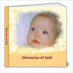 SB Memories - 8x8 Photo Book (20 pages)