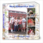 New Hampshire 07 - 8x8 Photo Book (20 pages)