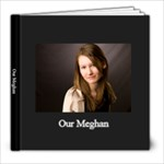 meghan pics - 8x8 Photo Book (20 pages)