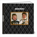 MEMORIES - 8x8 Photo Book (20 pages)