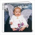 kiele first year - 8x8 Photo Book (30 pages)