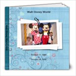 wdw - 8x8 Photo Book (30 pages)