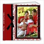 Family 2008 Part One - 8x8 Photo Book (20 pages)