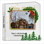 Christmas at Tim s - 8x8 Photo Book (20 pages)