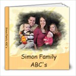 ABC - 8x8 Photo Book (30 pages)