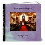 Tim & Maryellen s wedding - 8x8 Photo Book (20 pages)