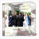 wedding  - 8x8 Photo Book (30 pages)