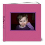 Maddie - 8x8 Photo Book (20 pages)
