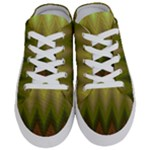 Zig Zag Chevron Classic Pattern Half Slippers