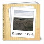 Dinosaur park - 8x8 Photo Book (30 pages)