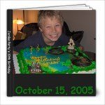 Jordan s 10th Birthday - 8x8 Photo Book (20 pages)