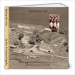 Raising the Clan (Engelke family book) - 8x8 Photo Book (20 pages)