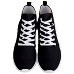 Define Black Men s Lightweight High Top Sneakers