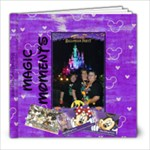 Magical Moments 2008 - 8x8 Photo Book (30 pages)