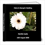 georgette - 8x8 Photo Book (20 pages)