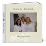 Getting Ready - 8x8 Photo Book (20 pages)