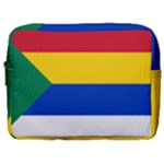 Druze Flag  Make Up Pouch (Large)