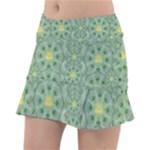 Summer Fantasy Apple Bloom In Seasonal Nature Tennis Skirt