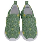 Summer Fantasy Apple Bloom In Seasonal Nature Velcro Strap Shoes