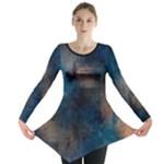 BlueTech Long Sleeve Tunic