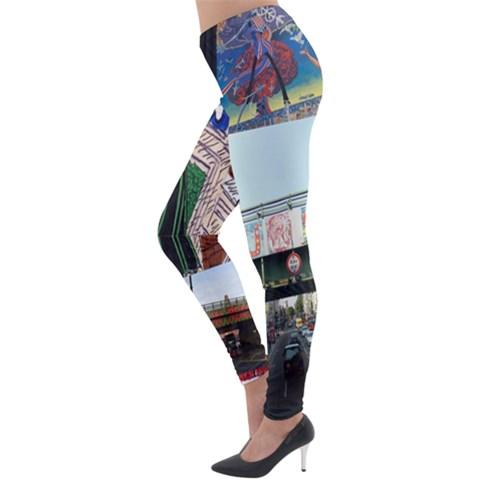 Lightweight Velour Leggings