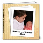 grandparents - 8x8 Photo Book (20 pages)