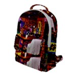 PAINTED HOUSE Flap Pocket Backpack (Large)