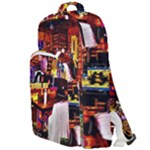 PAINTED HOUSE Double Compartment Backpack