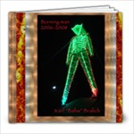 31 page Burning Man book 8x8 - 8x8 Photo Book (30 pages)