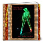 23 page Burning Man Book - 8x8 Photo Book (20 pages)